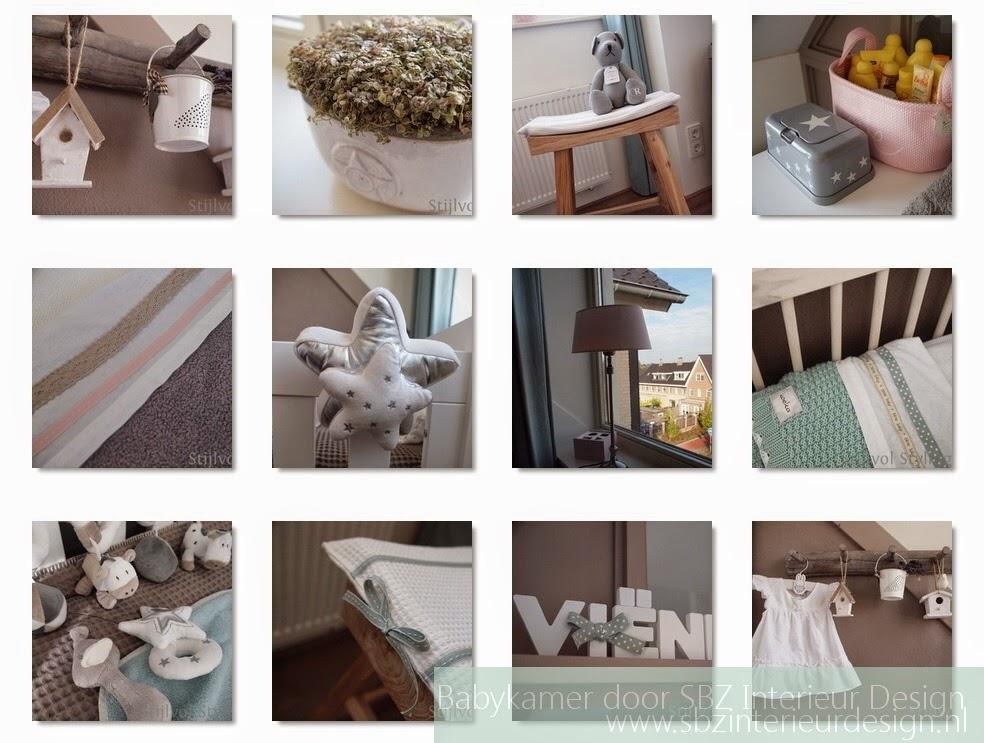 Interieur  Inspiratie voor de Babykamer & Kinderkamer in mintgroen ...