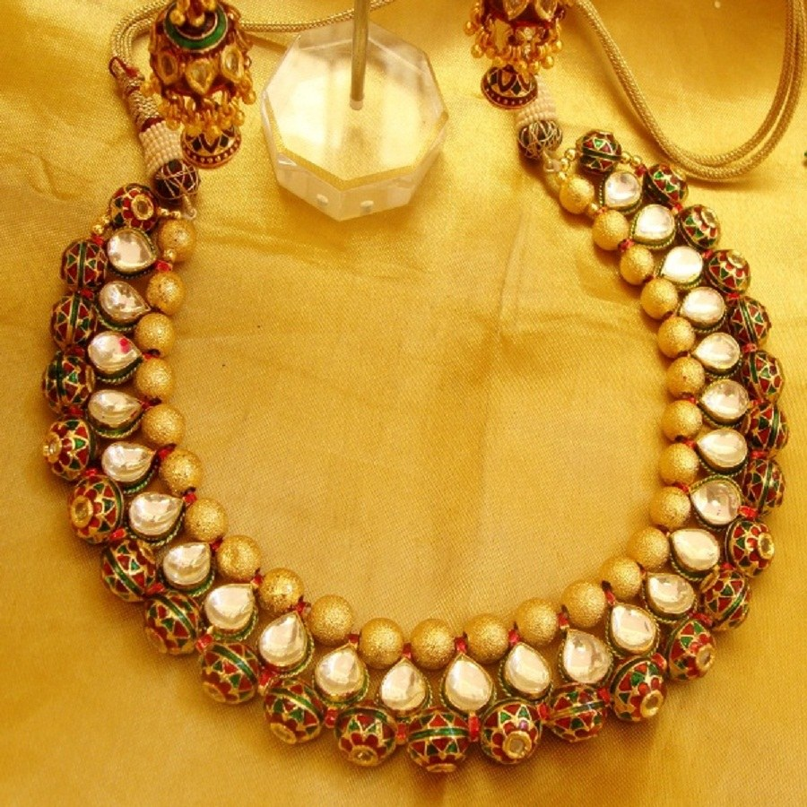 Women S World Beautiful Jewellery Collection From Sanvi