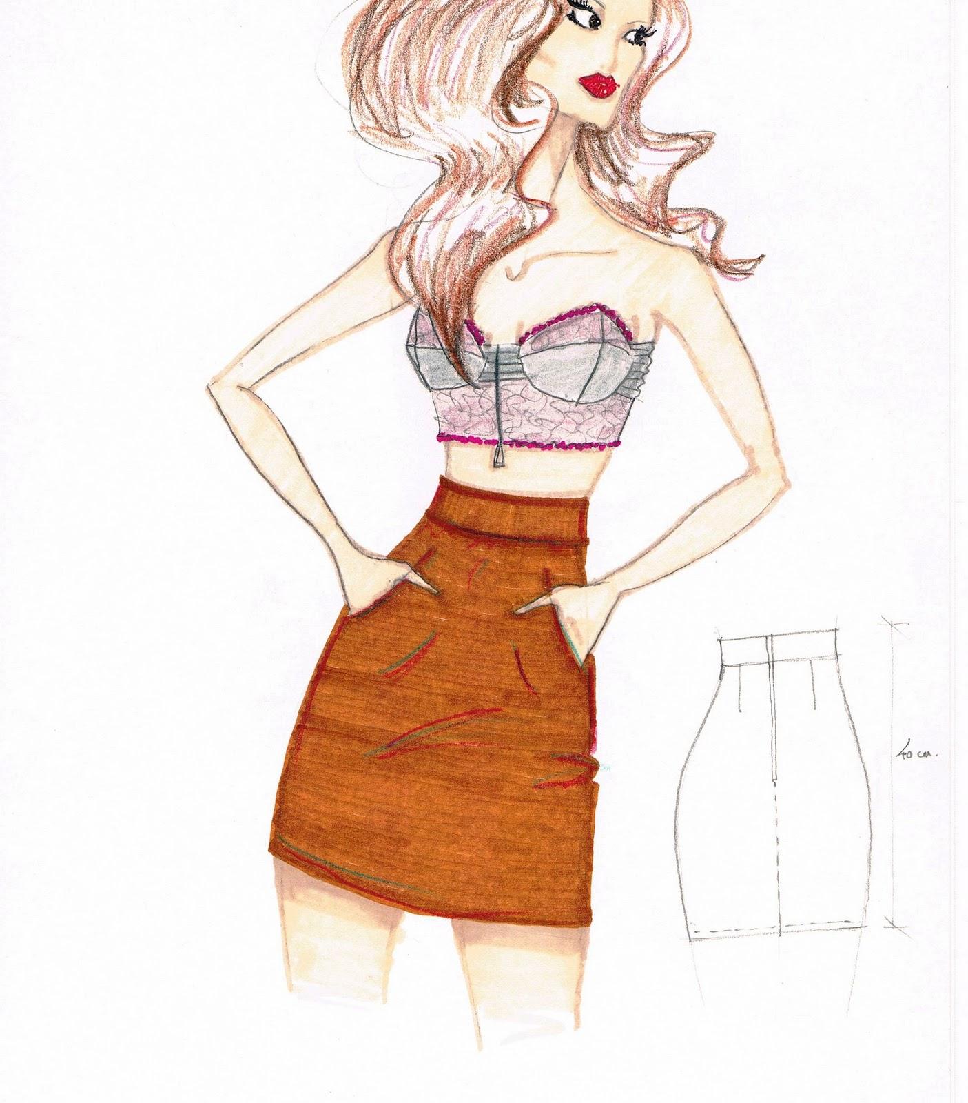Mi primera falda | Mi primera máquina de coser