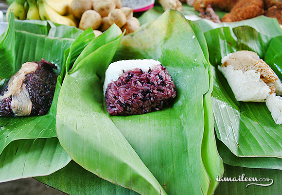 Top 10 Street Food Dishes in Chiang Mai Thailand Sticky Rice Glutinous