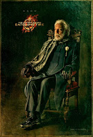 The Hunger Games: Catching Fire Snow Poster
