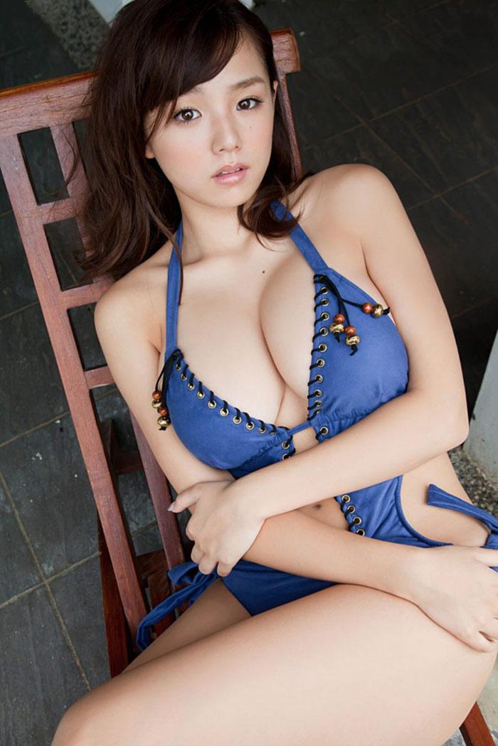Ảnh gái xinh với bikini khoe bưởi 15
