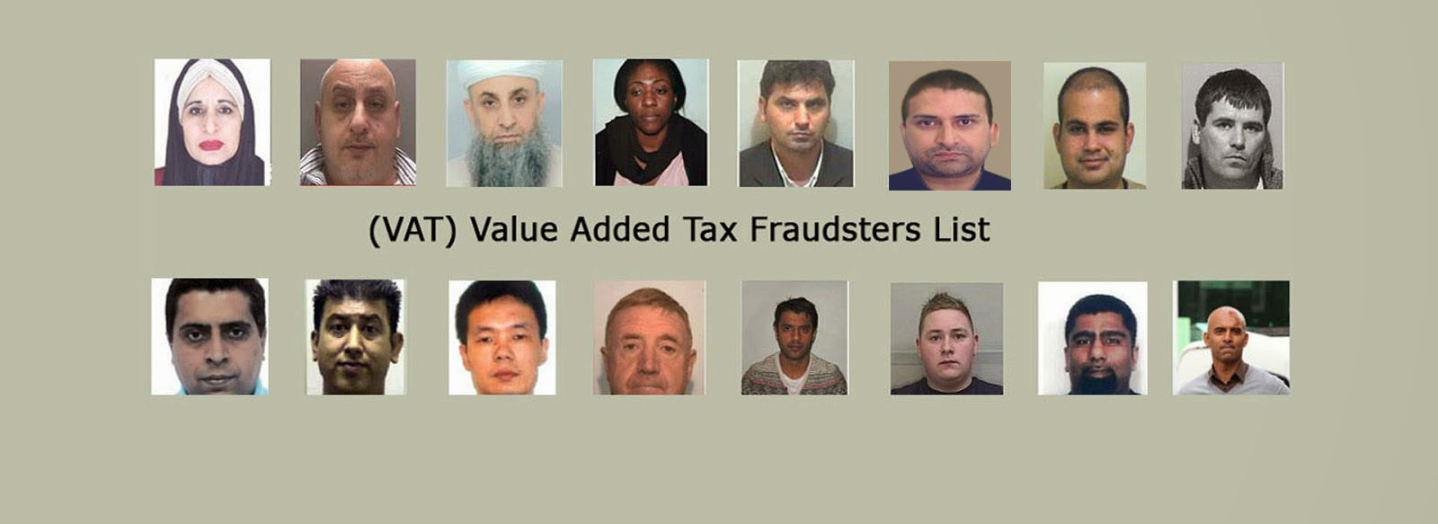 Imran Hussain Vat Fraud Cases