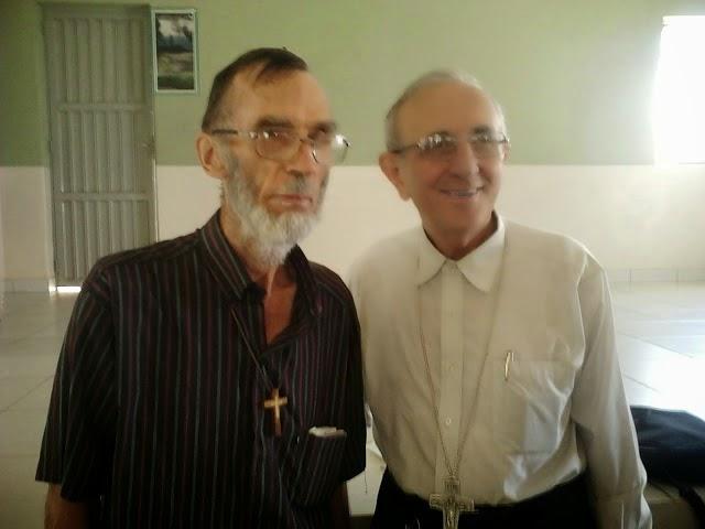 Padre Jacques, o grande servo de Jesus, terá uma nova vida