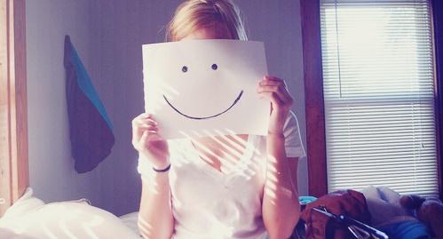 Quantos sentimentos cabem dentro de um sorriso?
