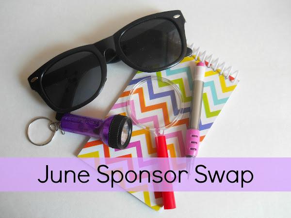 June Sponsor Swap