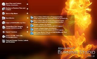 Free Download Ashampoo Burning Studio 2012 Full