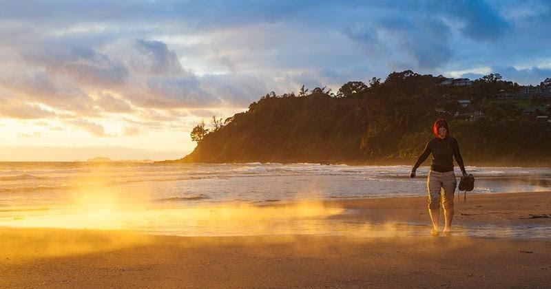 Hot Water Beach | Coromandel Peninsula, New Zealand