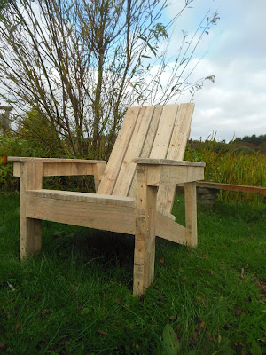 Adirondack chair, DIY, Pallet wood, Adirondack, Garden furniture
