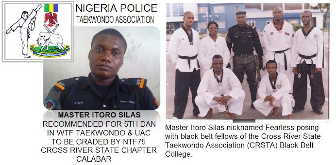 NIGERIA POLICE TAEKWONDO ASSOCIATION