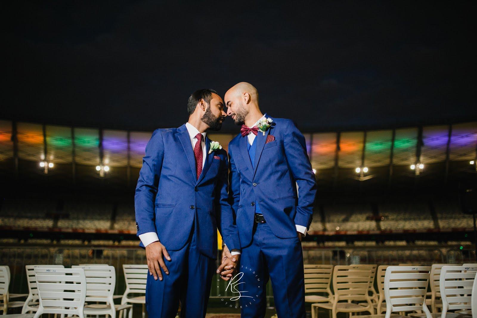 Assista o vídeo sobre o Casamento LGBT que aconteceu no Mineirão