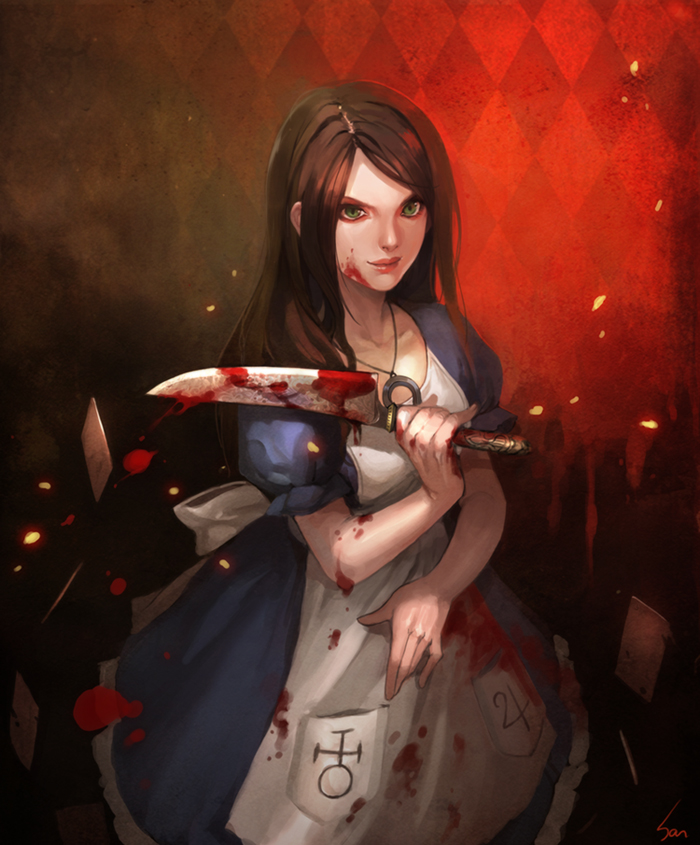 Alice por Nawol