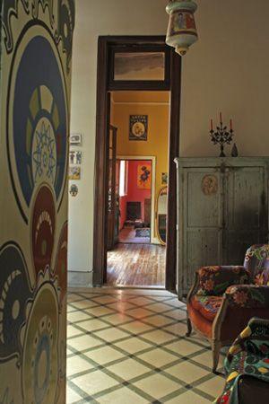 Südamerikanische Folklore und Design fürs Zuhause - Einrichten mit Herz: Flur