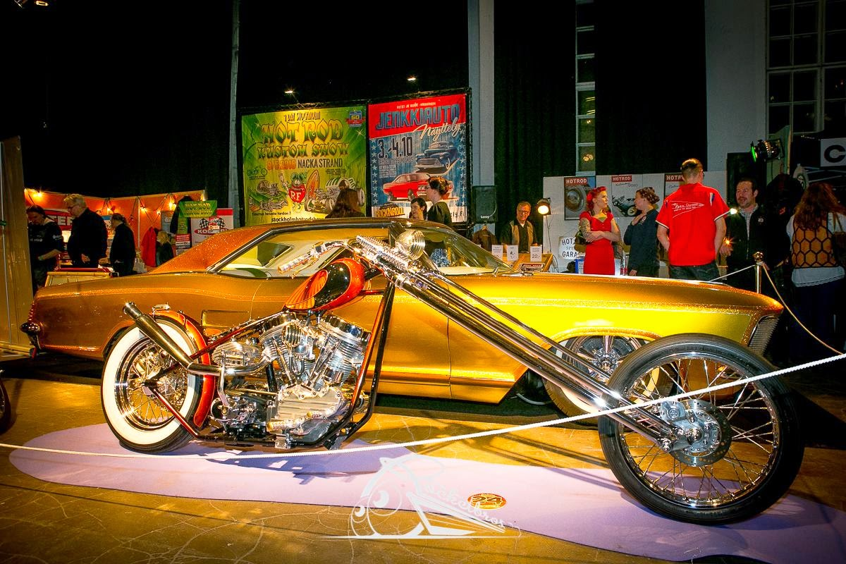 Working Class Kustoms Kustom Kulture Show Helsinki