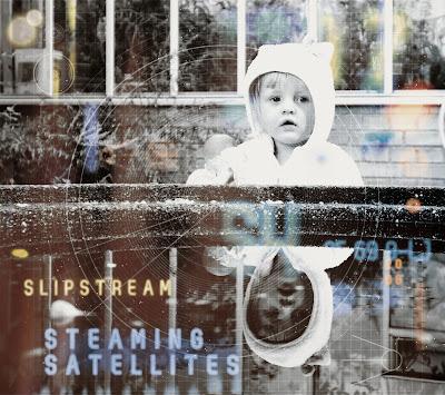 Slipstream Cover von Steaming Satellites