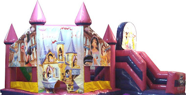 PRINCESS PALACE 7X5 $900