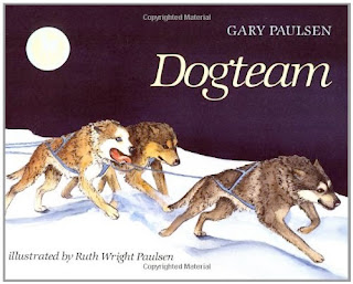 bookcover of DOGTEAM by Gary Paulsen