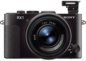 Sony Cyber-shot DSC-RX1 Full-Frame Digital Camera Available For Pre-Order