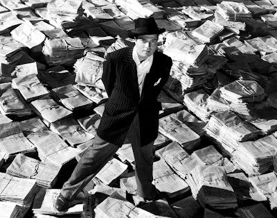 Imagen de 'Ciudadano Kane' (1941) de Orson Welles. Una película para periodistas. Making Of. Cine