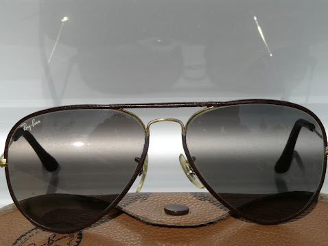 Aviator leather 80's - 175 euros - proche du neuf