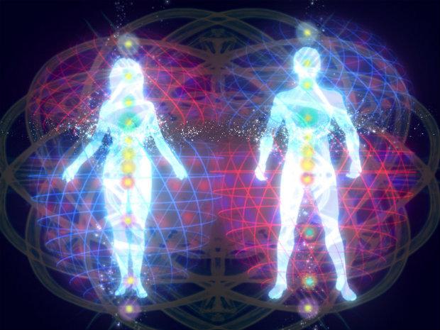 Вие сте велико тяло от електромагнитна енергия