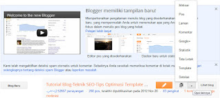 Find what-editing cepat kode HTML template blog