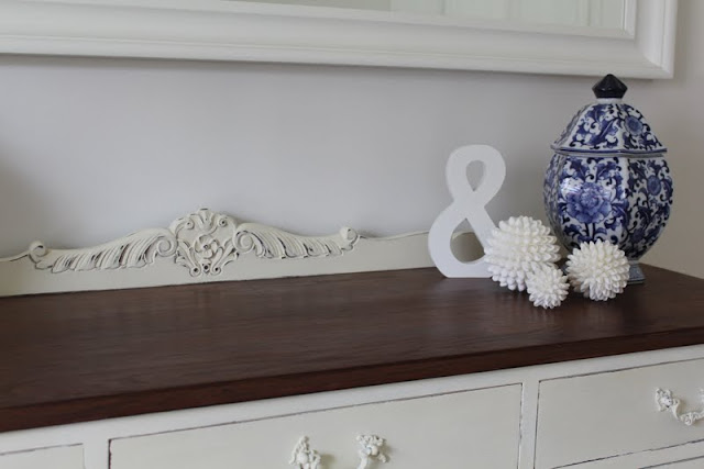 Lilyfield Life painted furniture french provincial sideboard Sydney