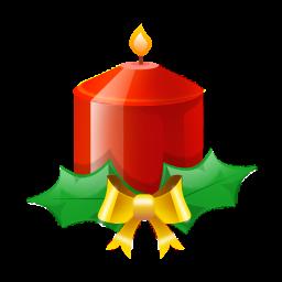 Compartiendo Fondos : Iconos de Navidad grandes