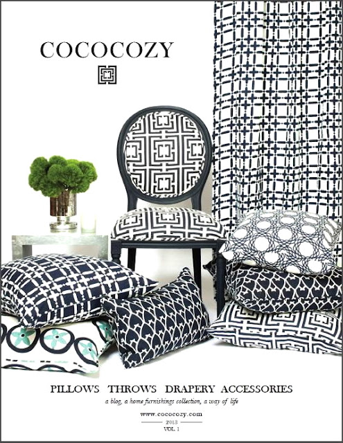 2013 COCOCOZY Catalog volume 1 cover
