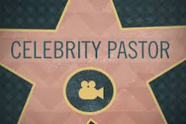 Celebrity Pastor for the Month