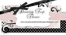 Top 3 at Simply Create Nov 2011