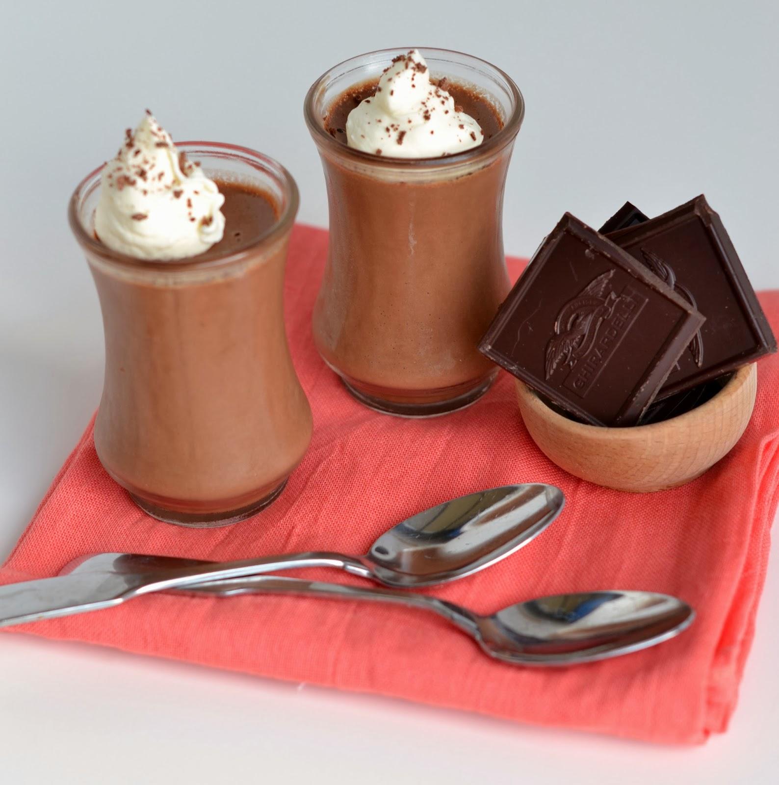 Chocolate Pots De Creme Recipe Uk