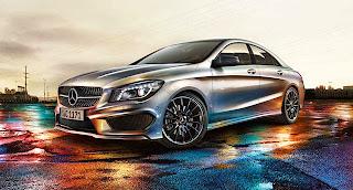 Mercedes-Benz-CLA-Compact