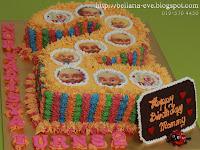 2D Cake