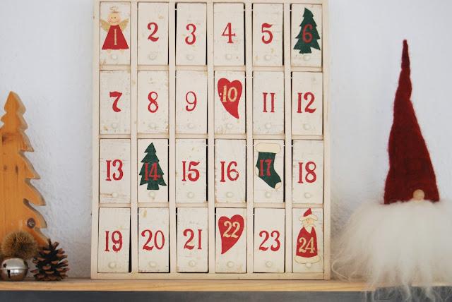 vales con planes para rellenar el calendario de adviento