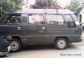 Dijual - Mitsubishi L300 1990, Iklan baris mobil