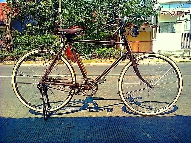 My Lovely Vintage Bicycle