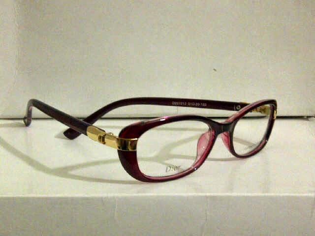 Kacamata Frame Dior 207212 Marun