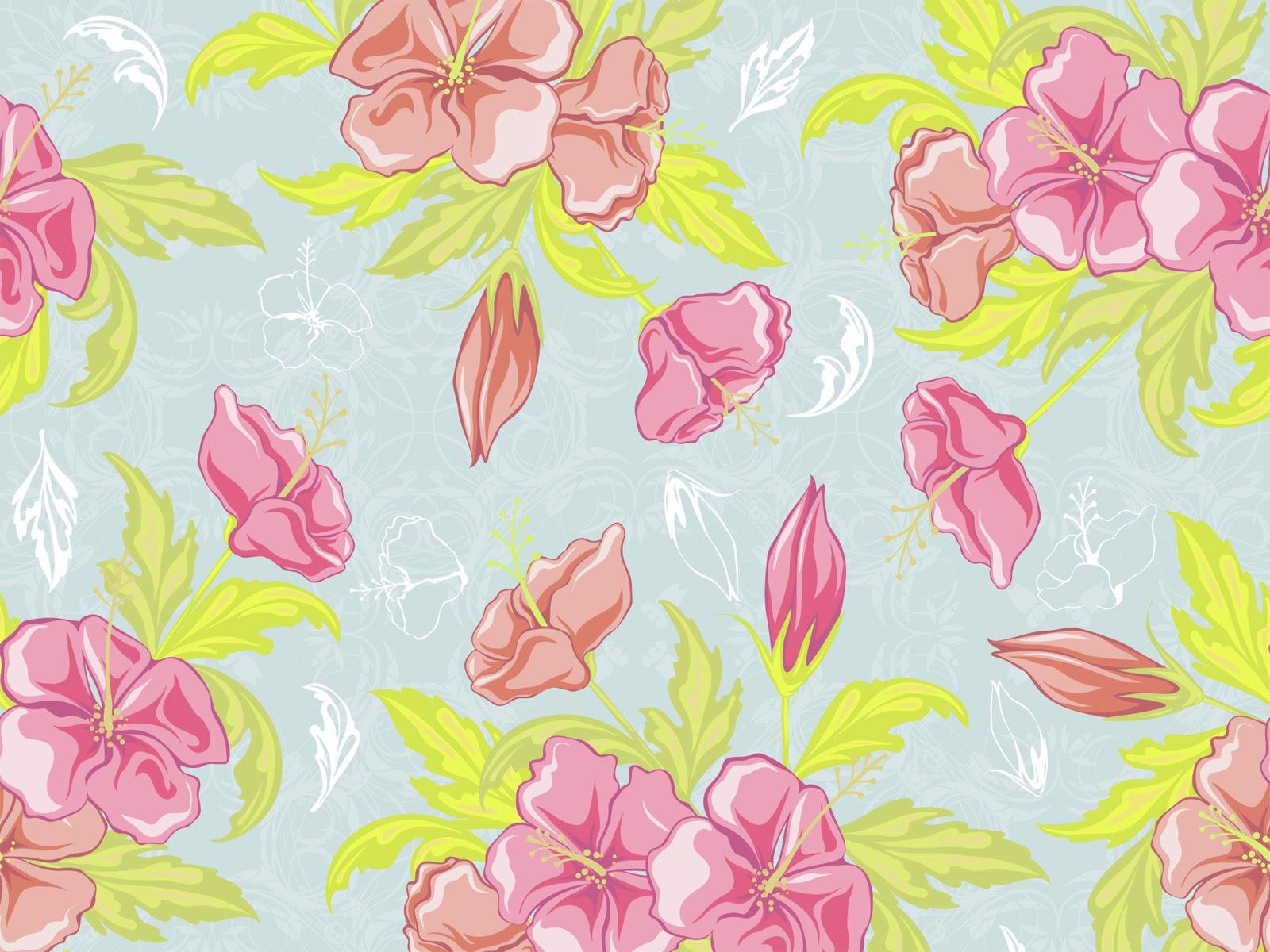 Ancients Papiers Peints Floraux sur Pinterest Papier Peint  - Papier Peint Floral Vintage