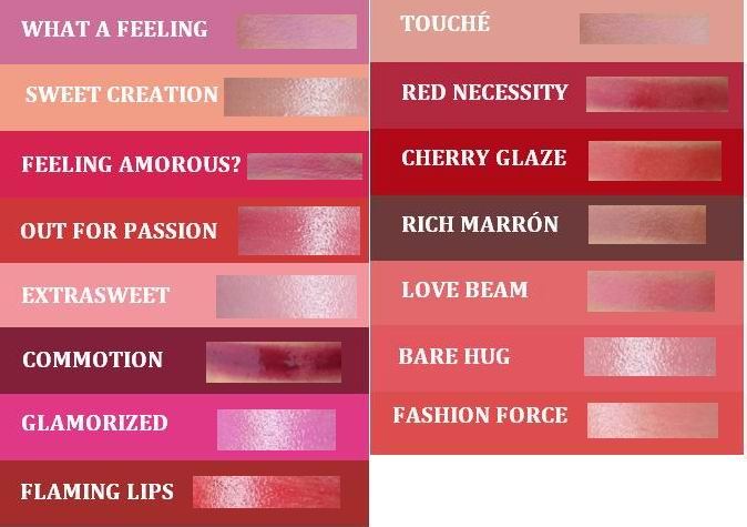 MAC, Lipstick, Lip gloss, Lip, beauty blog, beauty blogger, MAC, mac huggable, MAc huggable lipcolor, 15 Shades