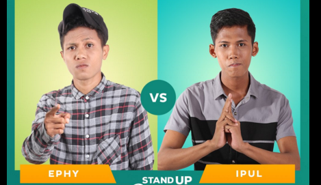 Komika yang Gantung Mik Tgl 10 November 2015 Stand Up Comedy Academy
