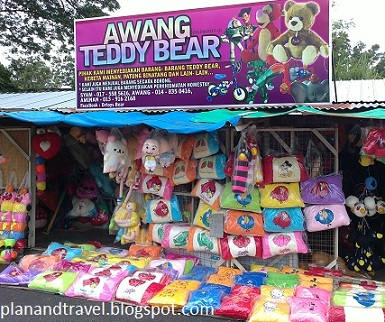 Plan And Travel Shopping At Padang Besar