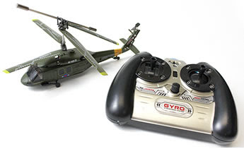 Syma S102G RC Mini Helicopter Picture