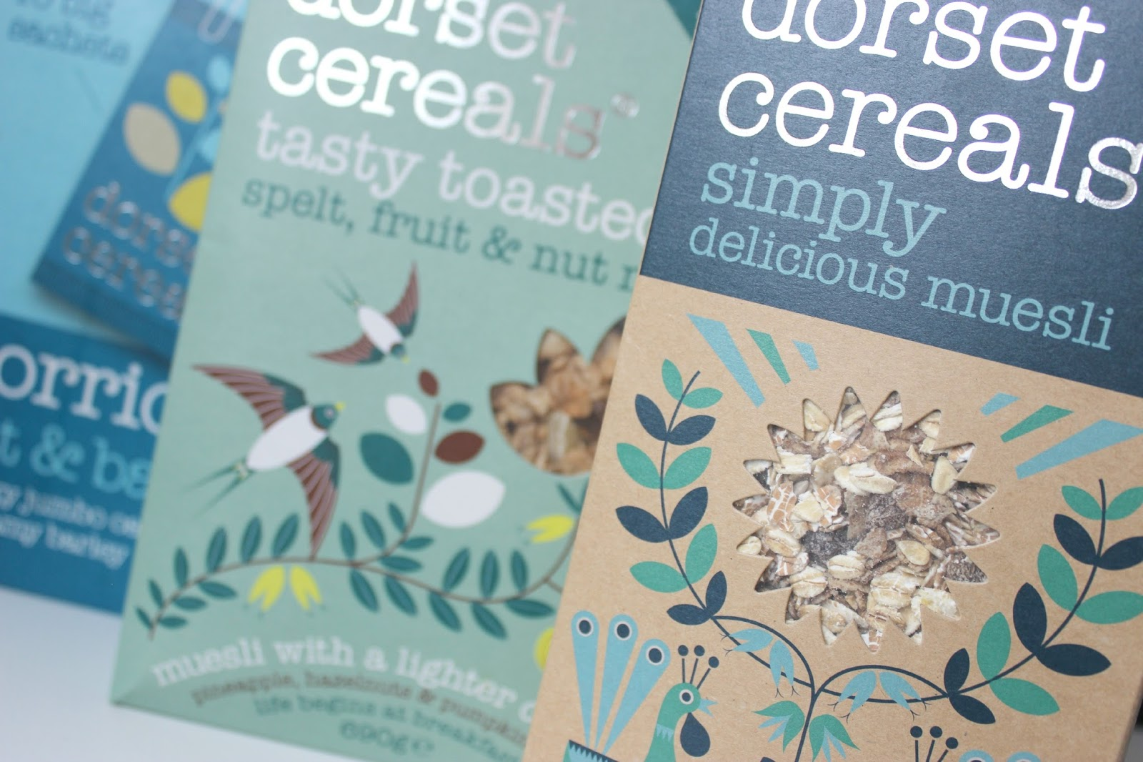 A picture of Dorset Cereals Simply Delicious Muesli