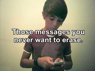 special messages never want to erase quote