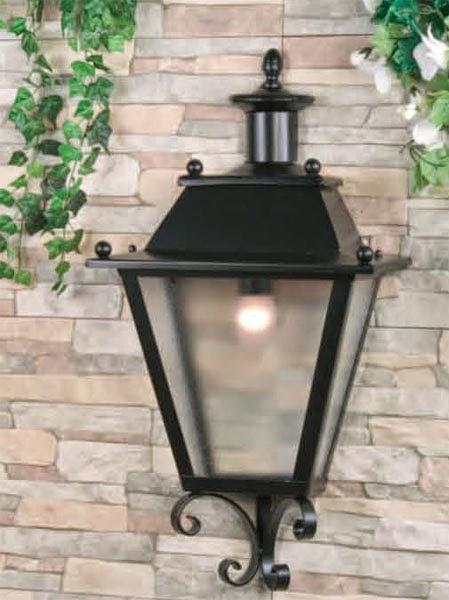 Aplique iluminacion rustica