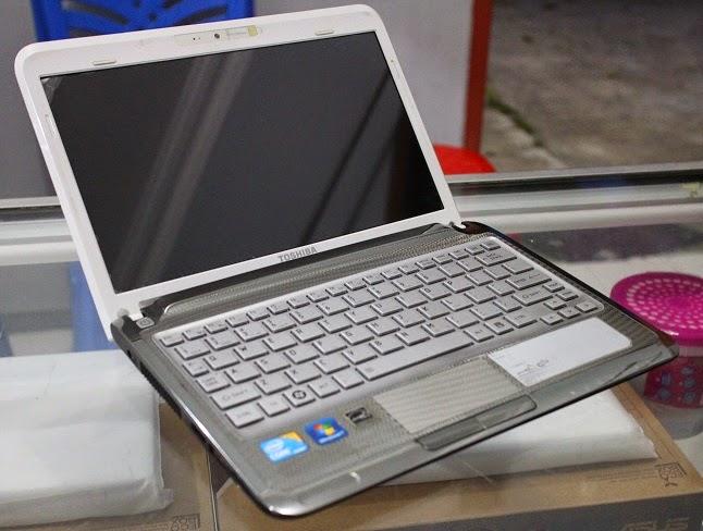 jual laptop bekas toshiba portege t210