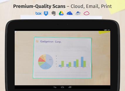 Scanbot PDF Scanner
