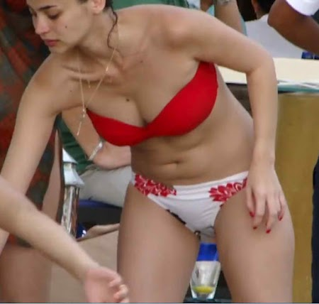 Hot Anne Curtis Bikini