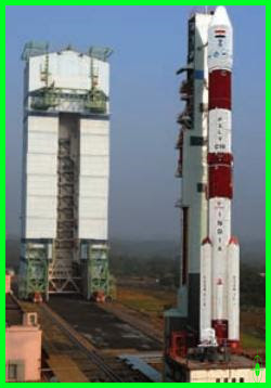 Indian rocket successfully launches Risat-1 satellite
